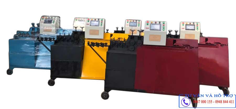 Làm sao dùng máy bẻ dai sắt Chí Hướng và tham khảo giá máy uốn sắt tự động?