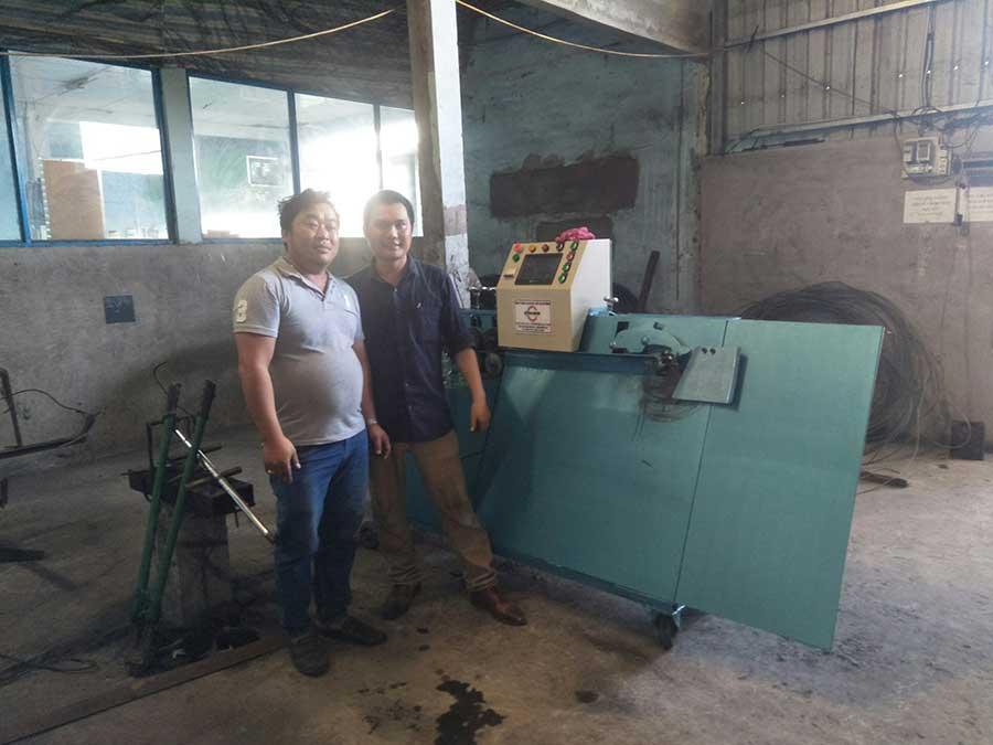 Tính năng nổi bật về máy uốn sắt của CHIHO chính hãng