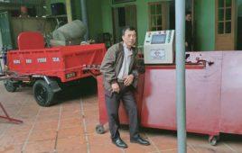 Máy bẻ đai sắt cá heo Việt có tốt không?