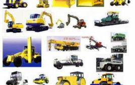 Bạn có biết các máy móc phổ biến trong xây dựng nhất hiện nay không?