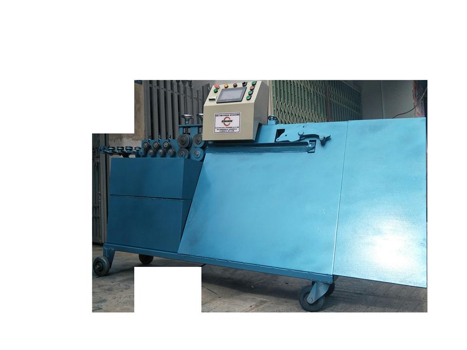 Sản phẩm máy bẻ đai thép của CHIHO là sự lựa chọn tối ưu trong ngành xây nhà