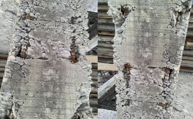 lam-sao-de-do-be-tong-cot-khong-bi-ro | đổ cột bị hở sắt, đổ bê tông cột nhà cao tầng, hình ảnh đổ bê tông cột, quy trình đổ bê tông cột, bê tông bị rỗ tổ ong, mác bê tông đổ cột, nguyên nhân bê tông rỗ bọt khí, đổ cột bê tông bao lâu thì khô