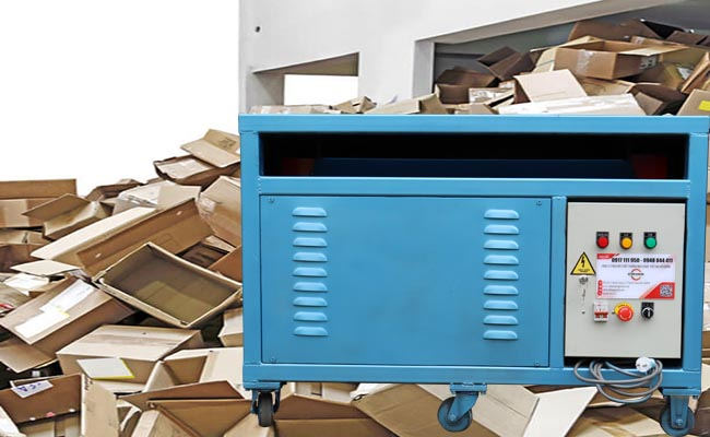 Máy băm giấy Carton là gì, cách vận hành máy băm giấy như thế nào?